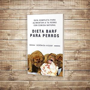 Dieta barf para perros