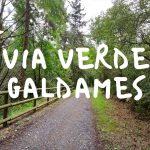 ruta por la via verde de Galdames